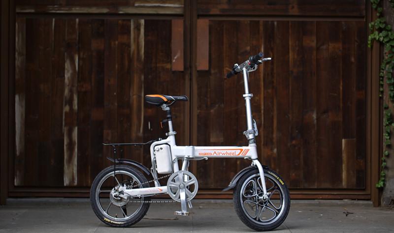 auxiliado-bicicleta elétrica
