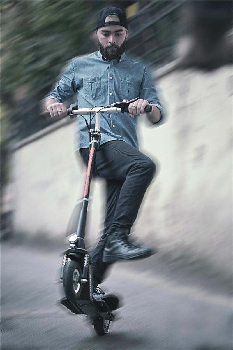 elétrico mobilidade scooter