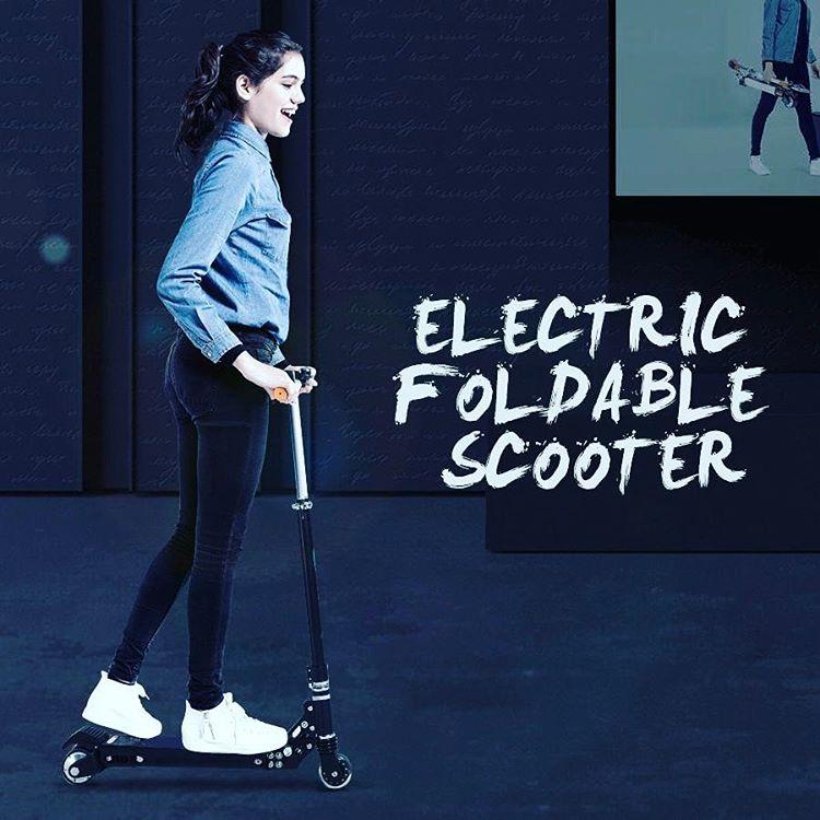 Scooter elétrico