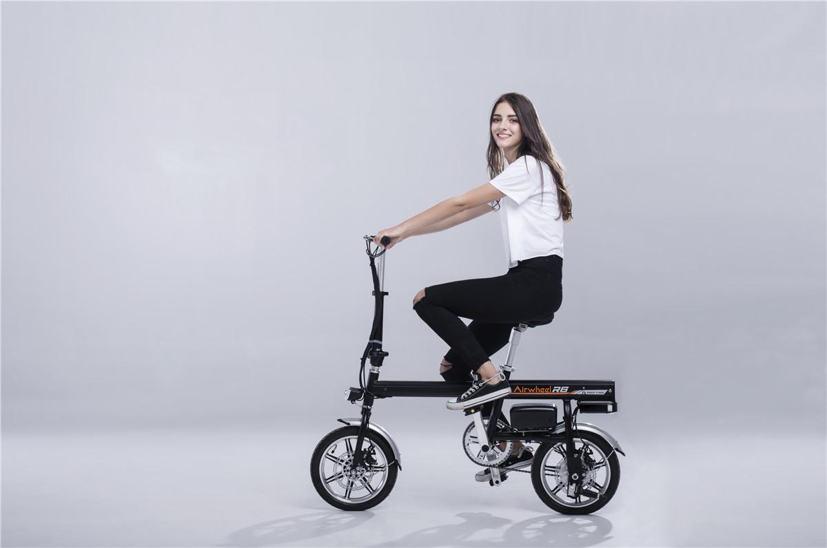 Airwheel R6 Bicicleta elétrica inteligente