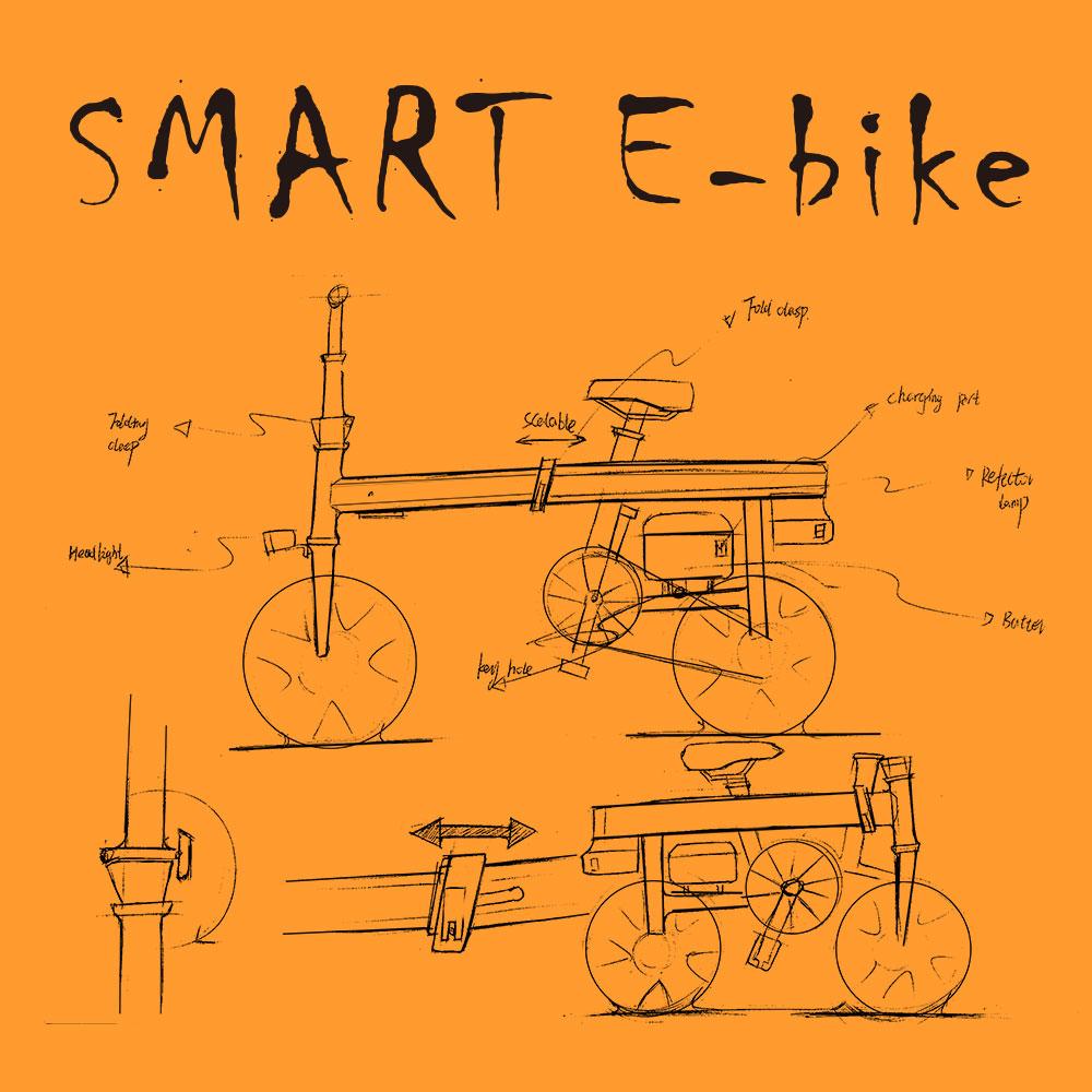 Bicicleta de assistência elétrica