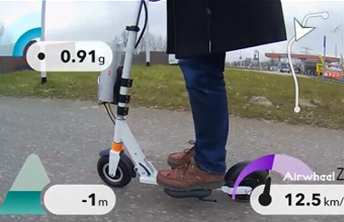 Airwheel,Airwheel Z3,self balance unicycle