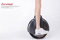 Airwheel Electric Unicycle, Intelligent Unicycle, Airwheel Evolvement