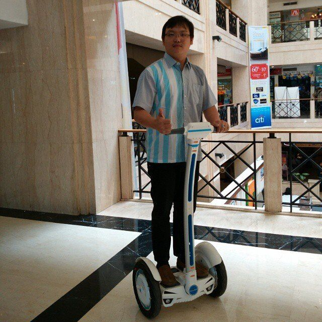 monociclo elétrico 2 rodas