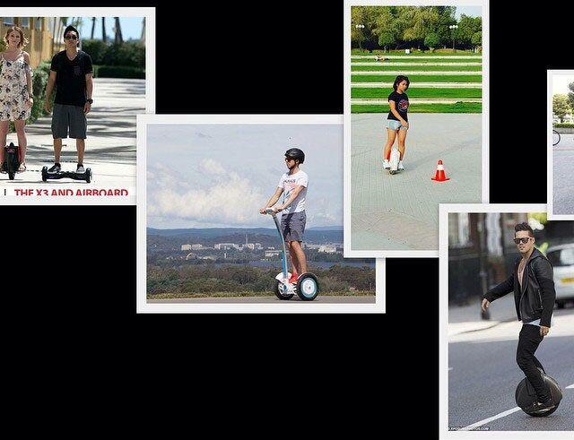uma roda de scooter
