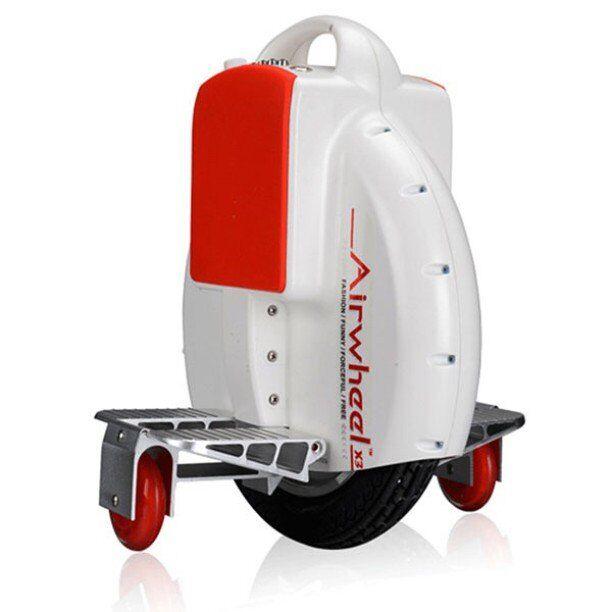 uma roda monociclo elétrico