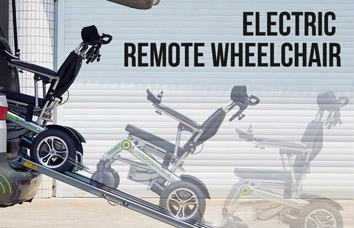 Airwheel H3T Folding Wheelchiar