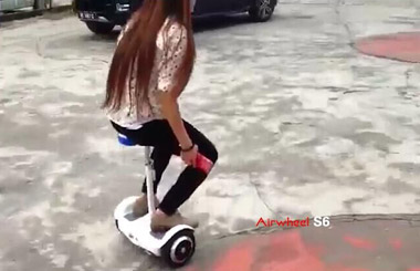Airwheel S6 scooters