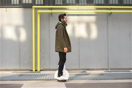 Airwheel Q3 unicycle balance
