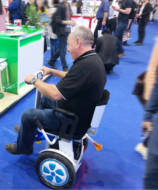 Airwheel A6T Cmef