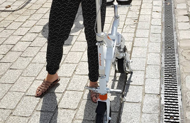 Airwheel E6 Smart Folding Ebike