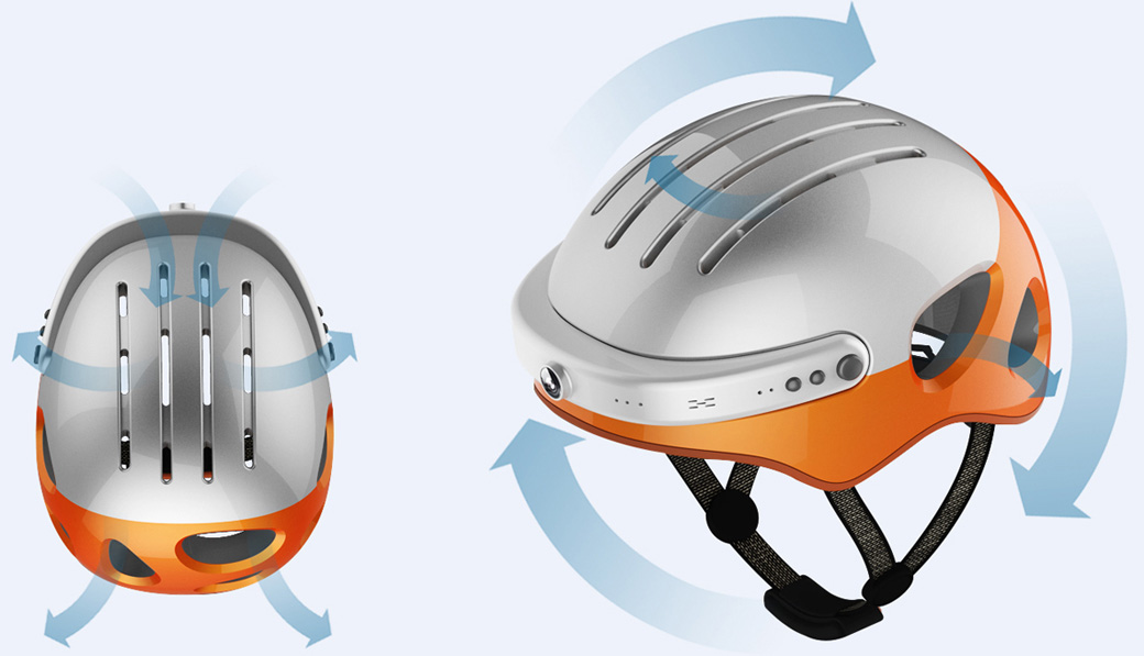 capacete inteligente
