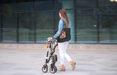 Airwheel new E6 Smart Electric Bike