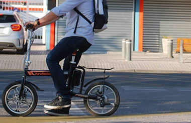 R5 Quality electric assist bike in Chile.